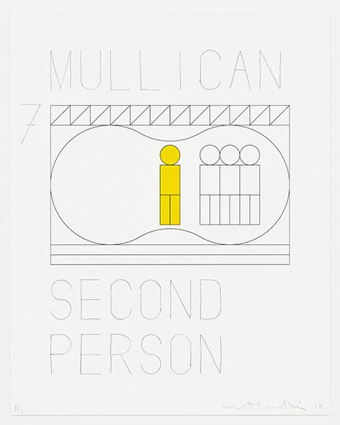 matt mullican subjects print litho portfolio subject