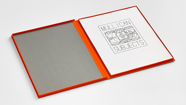 matt mullican subjects print litho portfolio